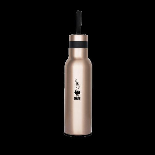 BIALETTI Μπουκάλι Θερμός 500ml Rose Gold (RSG014)