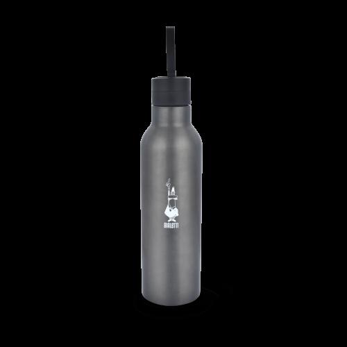 BIALETTI Μπουκάλι Θερμός 750ml Γκρι (DCXIN00009/2)