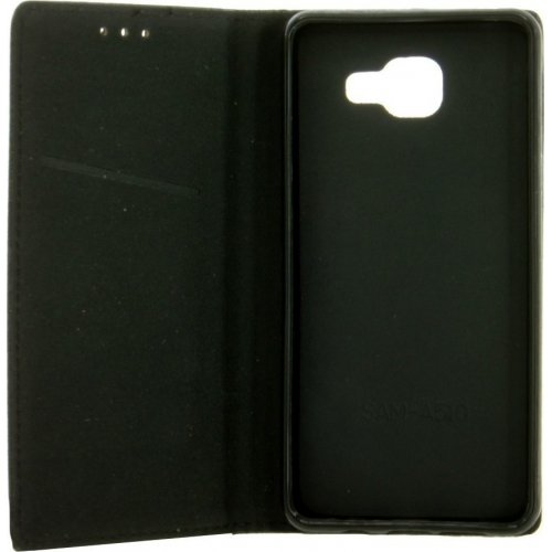POWERTECH MOB-0319 Θήκη Magnet Book για Samsung A3 2017 Black 0022393