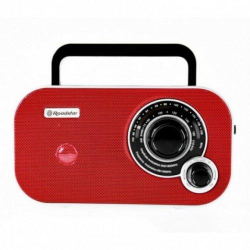 ROADSTAR TRA-2235 RD Φορητό Ραδιόφωνο FM Κόκκινο 0022742