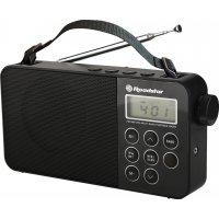 ROADSTAR TRA-2340PSW Φορητό Ραδιόφωνο AM / FM / SW - Μαύρο 0023166