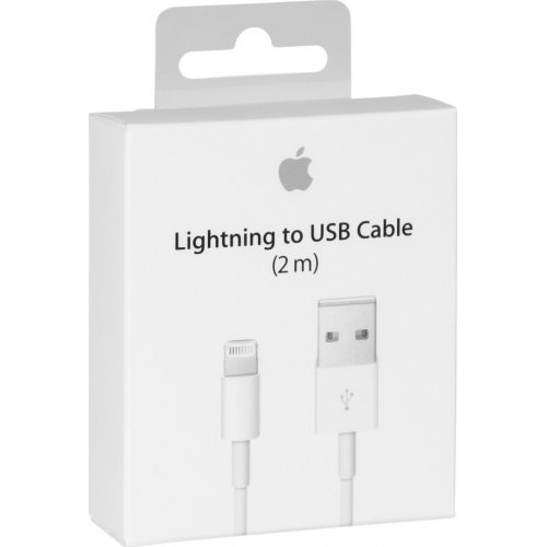 APPLE MD819ZM/A (AP10164) Lightning to USB Cable 2m Blister