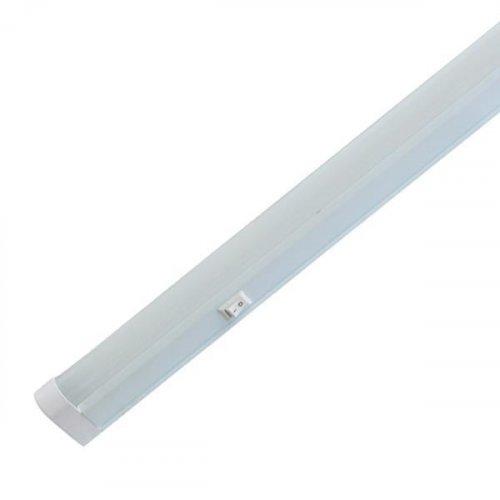 EUROLAMP 147-55387 Φωτιστικό Πάγκου 18W LED 6500Κ 120CM 100-265V 0023213