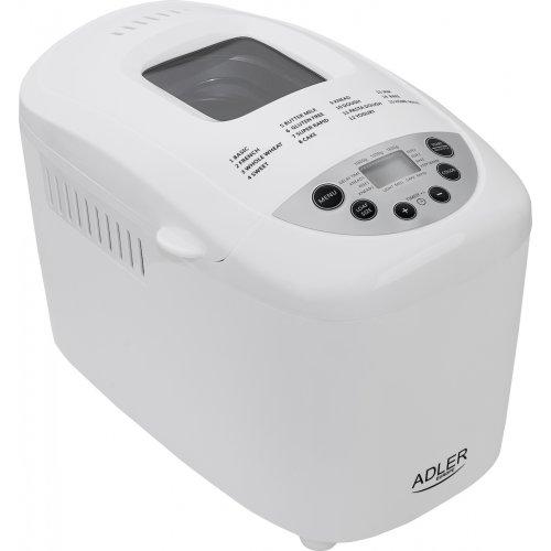 ADLER AD-6019 Αρτοπαρασκευαστής 1.5 KG 0023537
