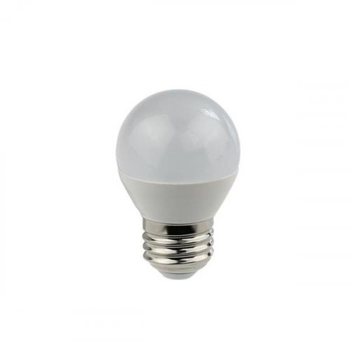 EUROLAMP 147-80238 Λάμπα LED Σφαιρική 7W Ε27 4000K 220-240V 0023615