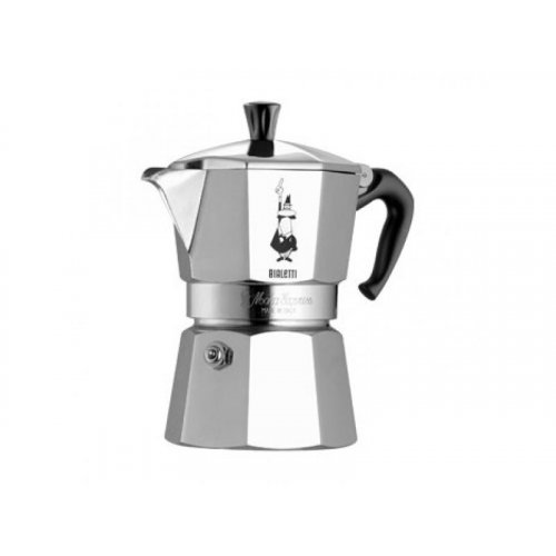 BIALETTI Moka Express Oceana Καφετιέρα Espresso 1 Μερίδα (0001161/OC) 0023653