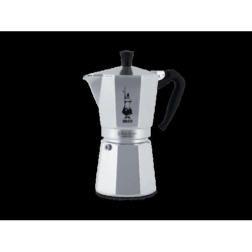 BIALETTI Moka Express Oceana Καφετιέρα Espresso 12 Μερίδων (0001166/OC)