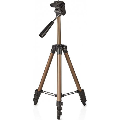 NEDIS TPOD2000BZ Τρίποδας Αλουμινίου με max Ύψος 105 cm για Φωτογραφικές Μηχανές και Βιντεοκάμερες