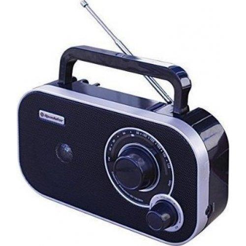 ROADSTAR TRA-2235 BK Φορητό Ραδιόφωνο FM Μαύρο 0023743