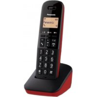PANASONIC KX-TGB610GRR Ασύρματο Τηλέφωνο Κόκκινο