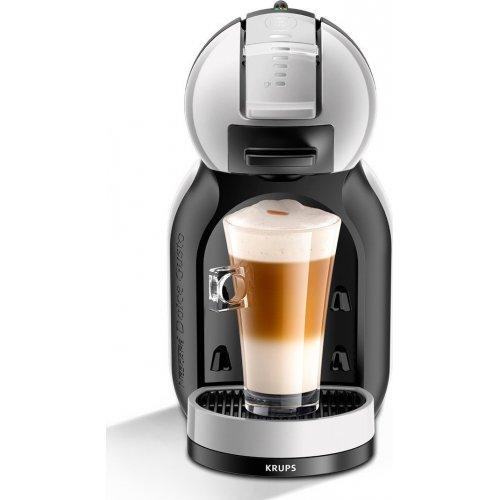 KRUPS KP123BC40 Dolce Gusto Mini Me Καφετιέρα Espresso-Ροφημάτων Γκρι 15Bar - 1500W 0023877