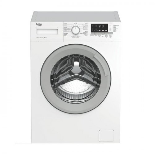 BEKO WUE 8512 PAR Πλυντήριο Ρούχων 8kg - A+++ - 1000rpm - (Υ x Π x Β: 84 x 60 x 54cm) 0023928