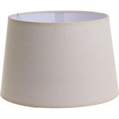 INART 3-70-716-0027 Καπέλο Φωτιστικού Υφασμάτινο Εκρού Δ30χ20 Ε27 0024002
