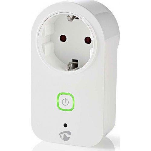 NEDIS WIFIP120FWT Wi-Fi Smart Plug Λευκό