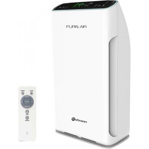 ROHNSON R-9700 Καθαριστής Αέρα 60 W Λευκό