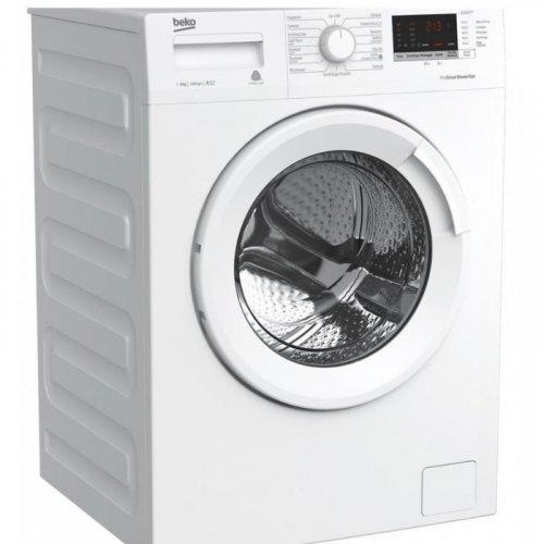 BEKO WTE 10712 PAR Πλυντήριο Ρούχων Λευκό 10kg - 85 x 60 x 64 1400 Στροφές Α+++ 0024072
