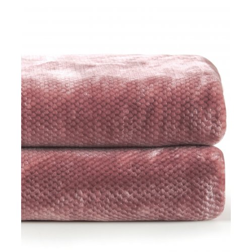 KENTIA Bella 14 Κουβέρτα Βελουτέ  Ανάγλυφη Μονή 160 x 240 0024639