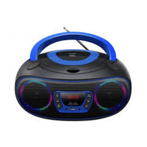 DENVER TCL-212BT Φορητό Ράδιο/USB/SD Μπλε