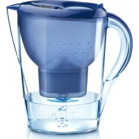 BRITA Marella XL Κανάτα Φίλτραρίσματος Νερού 3,5L Μπλε + 1 φίλτρο Maxtra+ 0024833