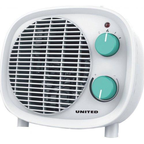 UNITED UHF-861 Αερόθερμο Δαπέδου 2000W