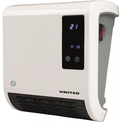UNITED UHB-878 Αερόθερμο Μπάνιου 2000W