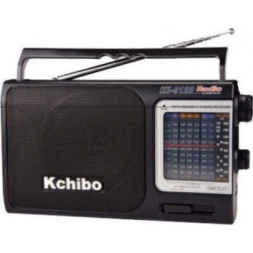 KCHIBO KK-8120 232-0000 Φορητό Ραδιόφωνο 0025340