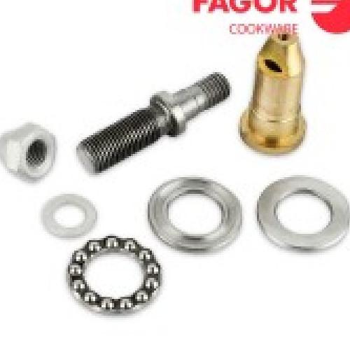 FAGOR SPAIN 89REMECHU15 Γνήσιο Ανταλλακτικό Σετ κώνου & άξονα για το μοντέλο CHEF της Χύτρας Ταχύτητος 0025830