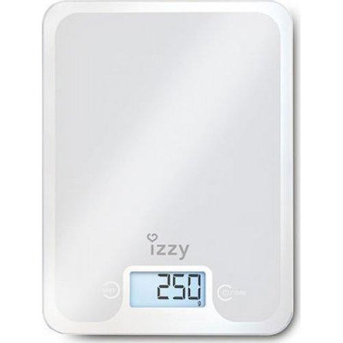 IZZY LA CREMA IZ-7004 Ψηφιακή Ζυγαριά Κουζίνας 10kg 0025864