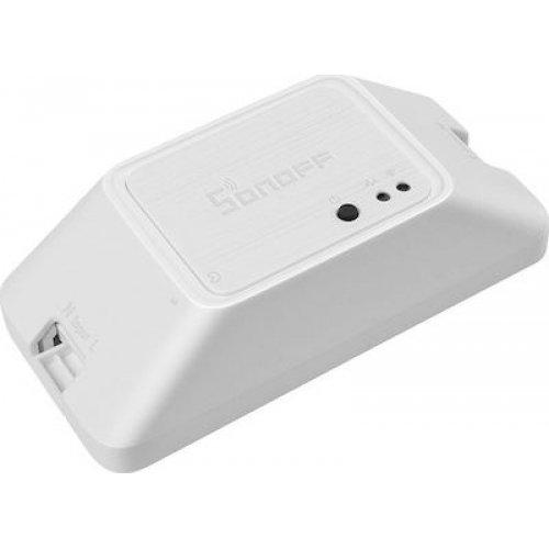 SONOFF SNF-BASICR3 Έξυπνος Smart Ασύρματος Διακόπτης 10A, WiFi DIY, Λευκός 0025884