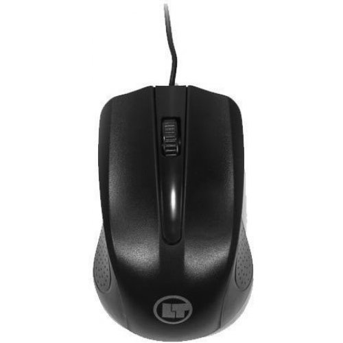 LAMTECH LAM021202 Wired Optical Mouse1000DPI BLACK 0025930