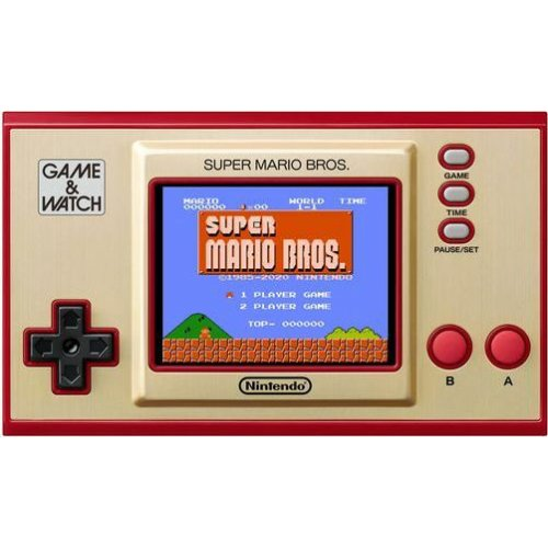 NINTENDO HXA-S-RAAAA Game & Watch Colour Screen Super Mario Bros (ACC.NIN 0011) 0025988