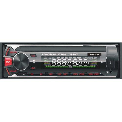 VOICE KRAFT VK-8605 AUX/SD Card/USB/Bluetooth Αυτοκινήτου (με Bluetooth) 0026054