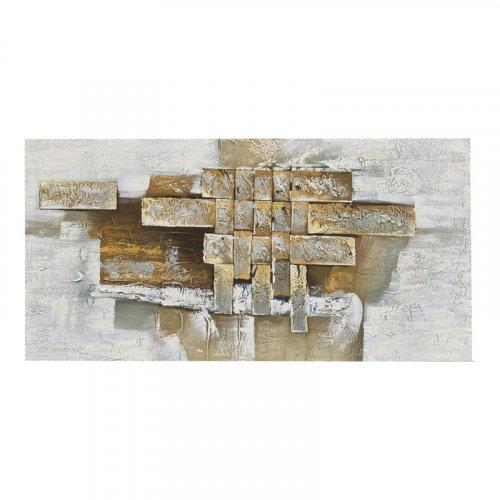 FYLLIANA  148-121-097  Πίνακας σε καμβά 120x2,8x60εκ.