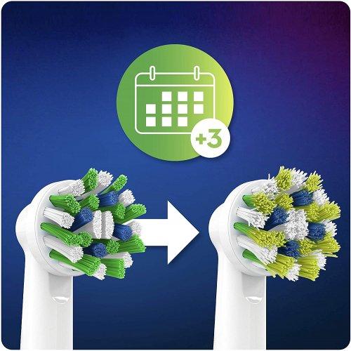 ORAL-B EB50-8 CROSS ACTION (Clean Maximiser) Ανταλλακτικά Οδοντόβουρτσας 8 ΤΜΧ 0026104