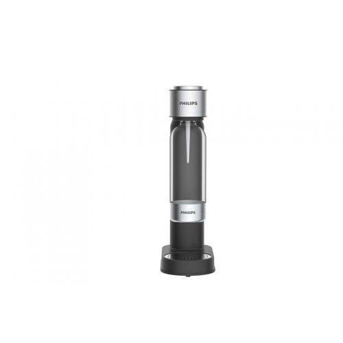 Philips ADD4902BK/10 Συσκευή Παρασκευής Ανθρακούχου Νερού (Soda maker) Γκρι 0026346