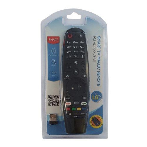 OEM RM-G3900 (H007894) VER.2 Τηλεχειριστήριο για τηλεόραση LG Smart TV Magic Remote 0026524