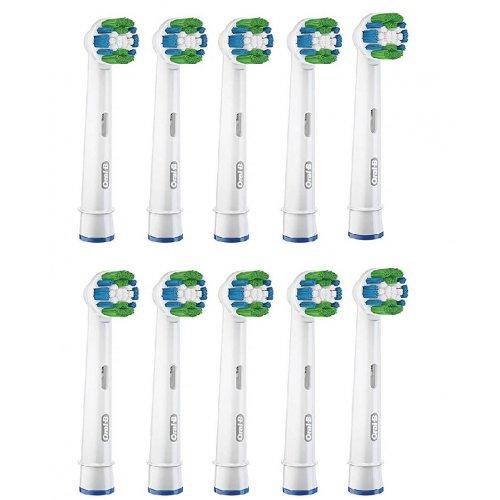 ORAL-B EB20RB-10 Precision Clean Clean Maximiser Ανταλλακτικά Οδοντόβουρτσας 10τμχ (91865546) 0026541