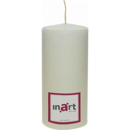 INART 3-80-474-0049 Κερί Παραφίνης Εκρού Μ:9 Π:9 Υ:20 0026616
