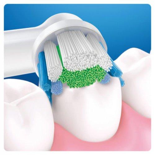 ORAL-B EB20RB-6 Precision Clean Clean Maximiser Ανταλλακτικά Οδοντόβουρτσας 6τμχ (91371206) 0026695
