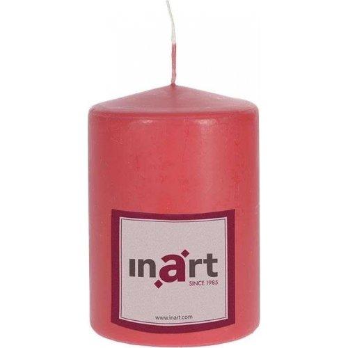 INART 3-80-474-0054 Κερί Παραφίνης Κόκκινο 7χ10 0026813