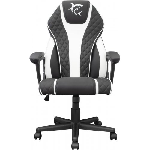White Shark GC-481 Gaming Chair Black&White Pirate Καρέκλα Γραφείου 0026868