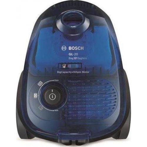 BOSCH BGL 2UB1028 Ηλεκτρική Σκούπα με Σακούλα και Κάδο  3.5lt 700W 0026995