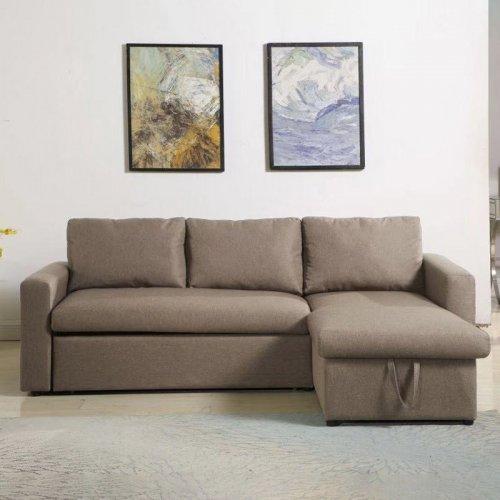 FYLLIANA 0027-91-012 Καναπές Γωνία Sofia Μπέζ