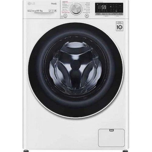 LG F2DV5S8H0E Πλυντήριο-Στεγνωτήριο με Ατμό & WiFi 8.5Kg/5kg 1200rpm (Υ x Π x Β): 85 χ 60 χ 47 0027009