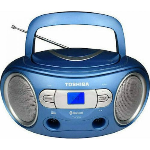 TOSHIBA TY-CRS9 Audio Portable CD - Blue 0027274