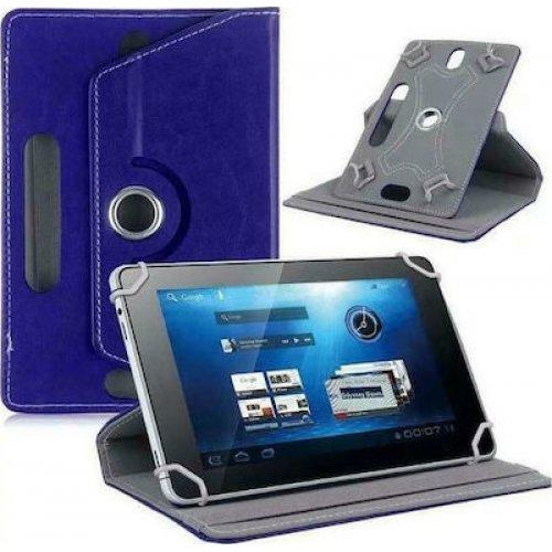 LAMTECH LAM021905 Universal Θήκη για Tablet 10.1'' Περιστρεφόμενη Μπλε 0027277