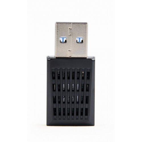 GEMBIRD WNP-UA1300-01 COMPACT DUAL-BAND AC1300 USB WI-FI ADAPTER 0027737