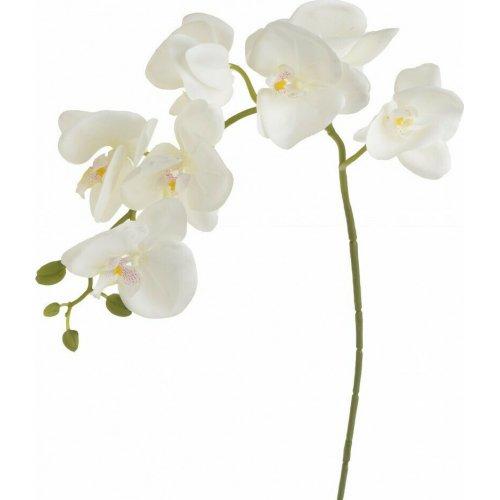 INART 3-85-084-0032  Τεχνητό Φυτό Λευκό 106cm 0027949