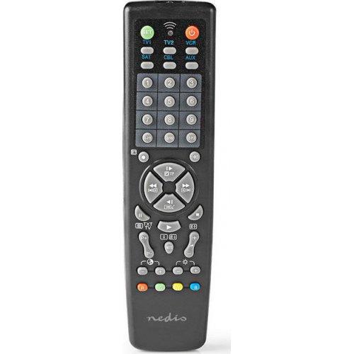 NEDIS TVRC2200BK Universal Τηλεχειριστήριο 10 σε 1 0028605
