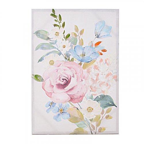 INART 3-90-242-0167 Πίνακας  Λουλούδια 70 χ 3 χ 100